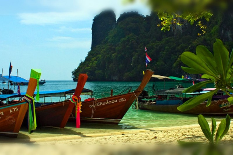 pachet turistic Bangkok Aonang cover