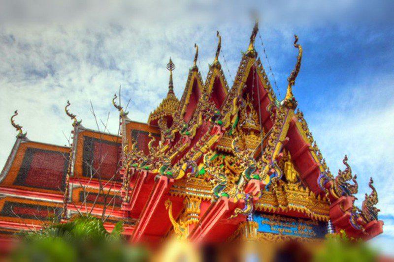 pachet turistic Bangkok Koh Samui cover