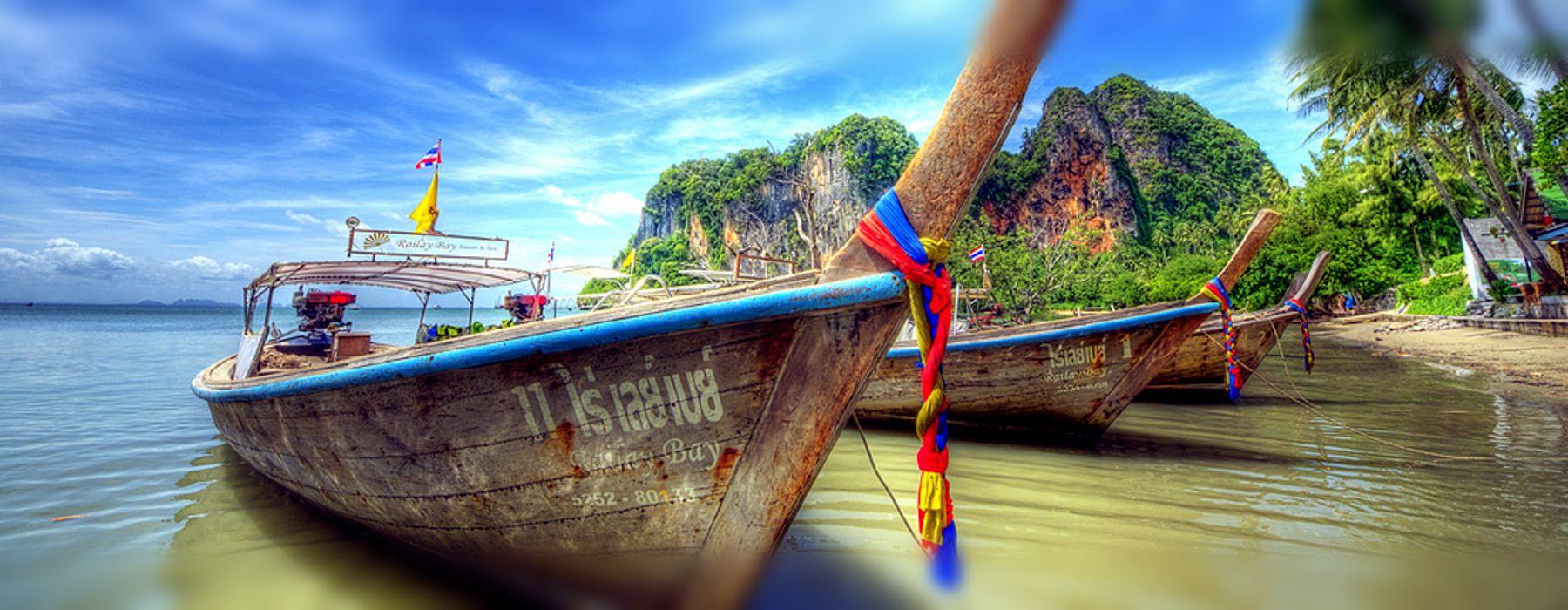 pachet turistic Thailand Mix & Match cover
