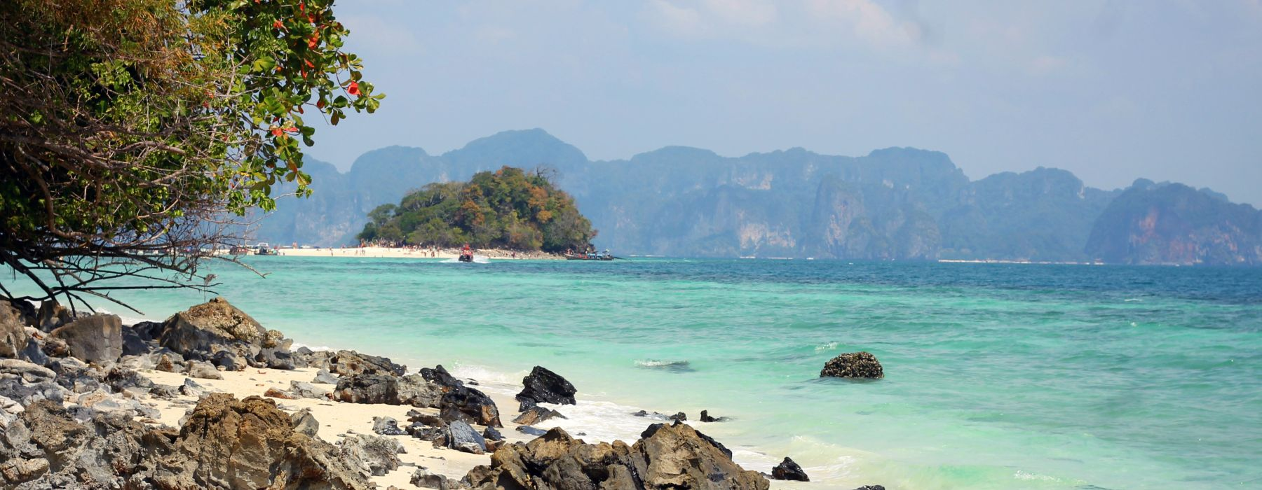 pachet turistic Thailand island hopping cover